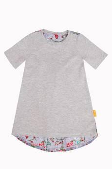 Lola y Lolo - Koszula szare motyle