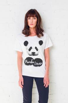 GAU great as You - PANDA LOVER t-shirt oversize