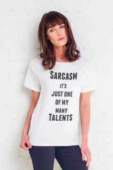 GAU great as You - SARCASM t-shirt oversize