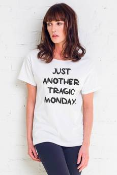 GAU great as You - TRAGIC MONDAY t-shirt oversize
