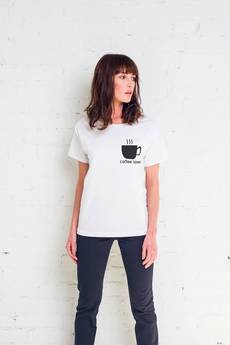 GAU great as You - COFFEE LOVER t-shirt oversize