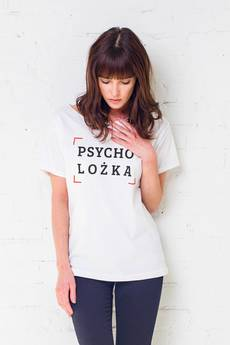 GAU great as You - PSYCHOLOŻKA t-shirt oversize