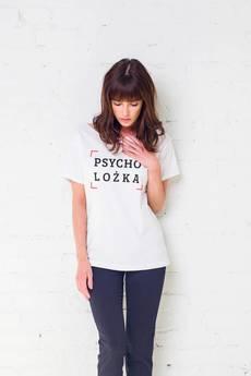 GAU great as You - PSYCHOLOŻKA t-shirt oversize