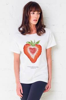 GAU great as You - STRAWBERRY t-shirt oversize