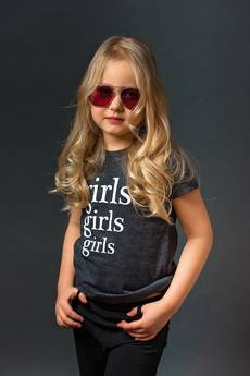 TwoMoon - Koszulka Girls Girls Girls