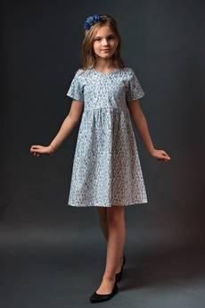 TwoMoon - Biała sukienka