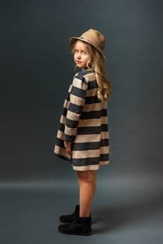 TwoMoon - Sukienka w paski