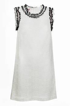 RabbitRabbit! - Kremowa sukienka z koronki GIUSEPPINA