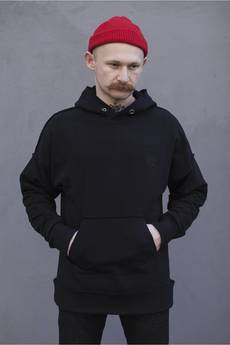 The Hive - OVERSIZED RAW HOODIE