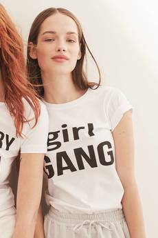 "ECHO - T-shirt ""Girl Gang"""