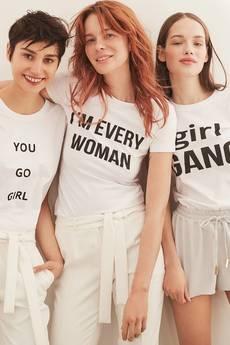 "ECHO - T-shirt ""I'm Every Woman"""