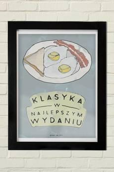 GAU Home - KLASYKA Plakat 30x40