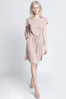 ECHO - Sukienka wiązana Winona
