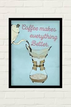 GAU Home - COFFEE Plakat 30x40