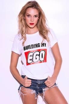 FLORAL MORAL - BUILDING MY EGO