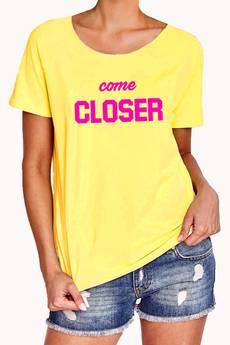 FLORAL MORAL - COME CLOSER pink
