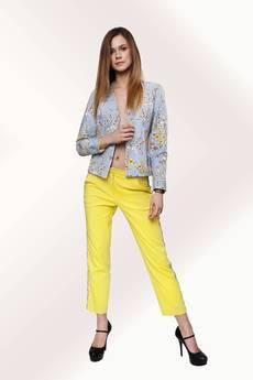 Malove Fashion - Żakiet w kwiaty