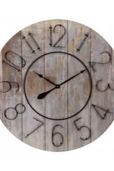 MIA home passion - Zegar Ścienny WOOD