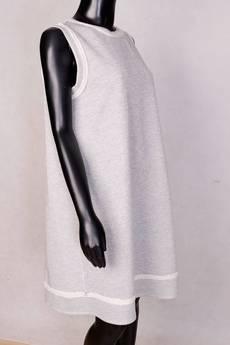 Non Tess - sukienka z dzianiny z metaliczną nitką