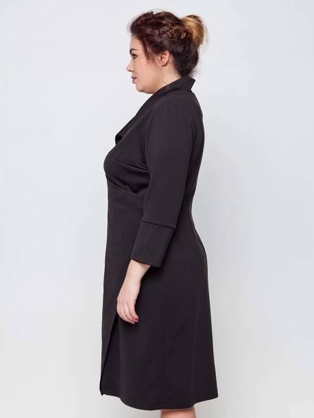 6815a7a174 Sukienki Asymetryczne Sukienki z Dekoltem Sukienki Eleganckie Sukienki  Dopasowane Sukienki Bawełniane