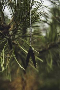 rett frem - Naszyjnik Lycopodium clavatum L. z kolekcji planta