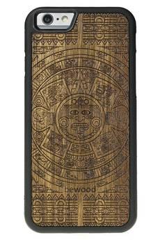 bewood - iPhone 6/6S Drewniane etui Aztek