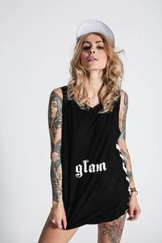 GLAM - #GLAM TANK TOP DRESS