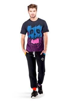 OKUAKU - Crystal Skull T-shirt (Violet)