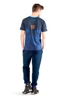 OKUAKU - Crystal Skull T-shirt (Orange)