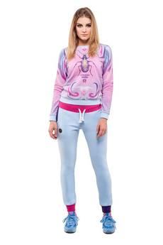OKUAKU - Carabus Sweatshirt (Pastel Pink)