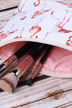ZO-HAN - Kosmetyczka Flamingo