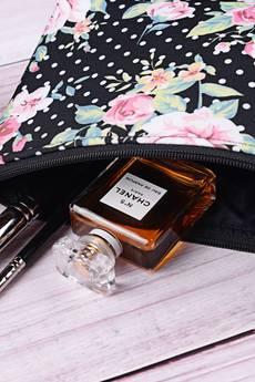 ZO-HAN - Kosmetyczka Black Roses