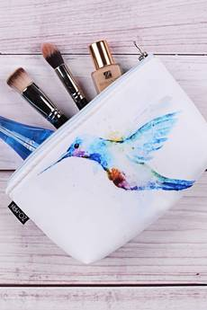 ZO-HAN - Kosmetyczka Humming Bird