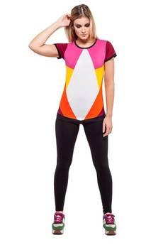OKUAKU - Lyra T-shirt (Orange)