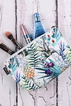 ZO-HAN - Kosmetyczka Exotic Pineapples