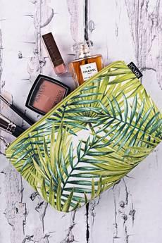ZO-HAN - Kosmetyczka Palm Leaves IV