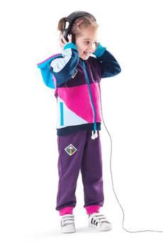 OKUAKU - Eos Zip Hoodie (Purple)
