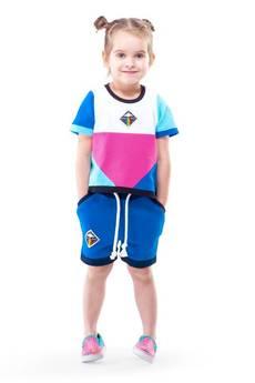 OKUAKU - Serpens Shorts (Blue)