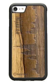 bewood - iPhone 7 Drewniane etui Kraków Panorama