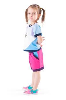 OKUAKU - Serpens Shorts (Pink)