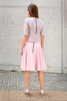 SYLWIA SNOCH - Marylin spódnica róż