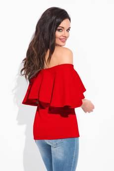 COCOVIU - bluzka spain czerwona