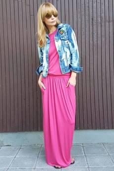 Candy Floss - sukienka maxi