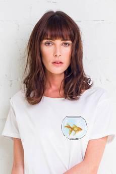 GAU great as You - GOLDFISH t-shirt oversize