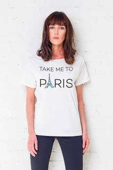GAU great as You - PARIS t-shirt oversize