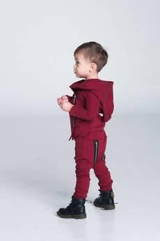 Yakko - Spodnie Zip