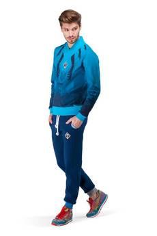 OKUAKU - Uranus Cardigan (Blue)