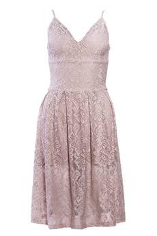 JO-LI - Sukienka koronkowa na ramiączkach