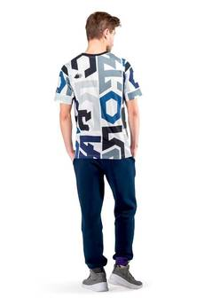 OKUAKU - Reticulum CreatorsT-shirt (White)