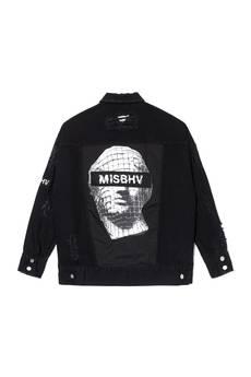 MISBHV - ANTIQUE OVERSIZED DENIM BLACK